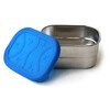 ECOlunchbox Lekkasjefri Snacksbeholder Splash Pod Blå